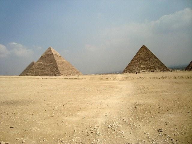 egipt sprehod