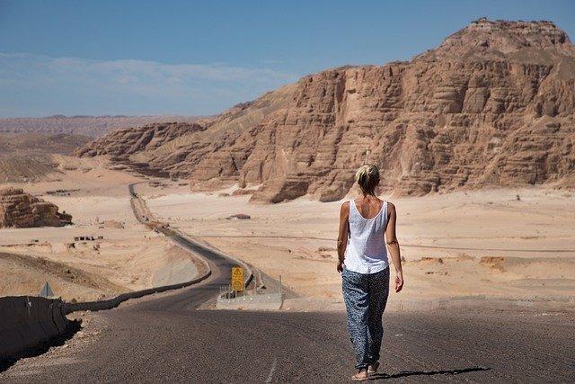 egipt ženska