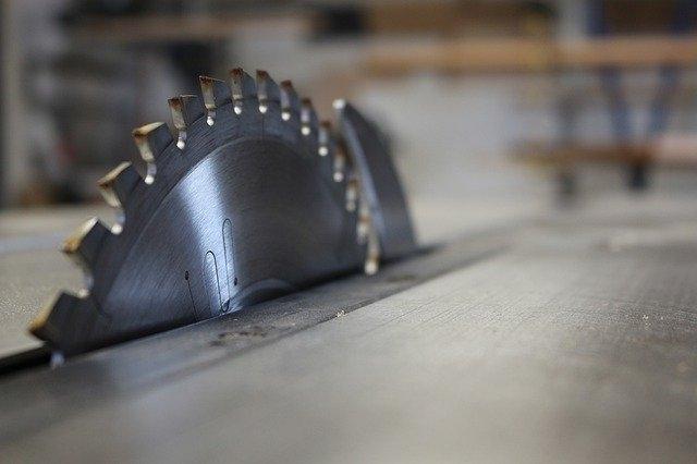 krožne žage železo