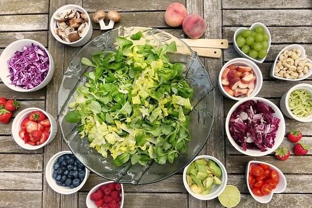 naravna škropiva zelenjava
