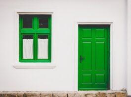zunanja vhodna vrata